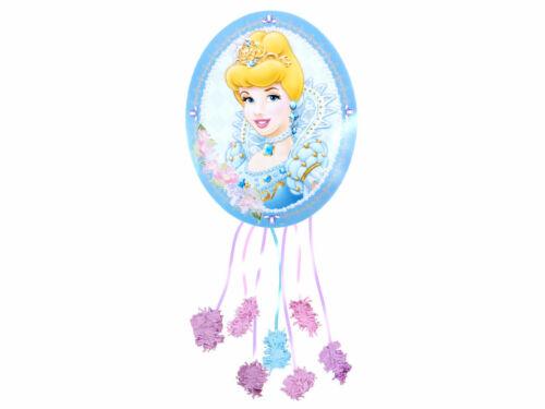 Alsino Zugpinata Disney Prinzessinnen  Kindergeburtstage Geburtstage IV-26008