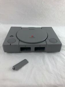 Playstation-1-SCPH-5501-Plastics-Back-Door-Snap-Cover-Not-Included
