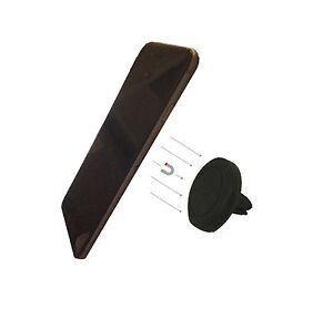 Magnet-Auto-Smartphonehalter-fuer-Lueftungsschlitze-iPhone-Android-schwarz