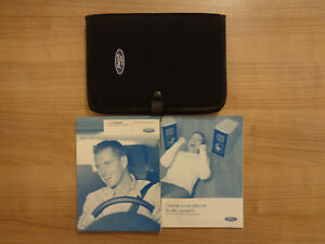 Ford Transit Owners Handbook/Manua<wbr/>l and Wallet 06-13