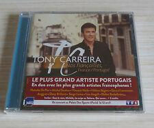 CD ALBUM NOS FIANCAILLES FRANCE PORTUGAL TONY CARREIRA 13 TITRES 2014 NEUF