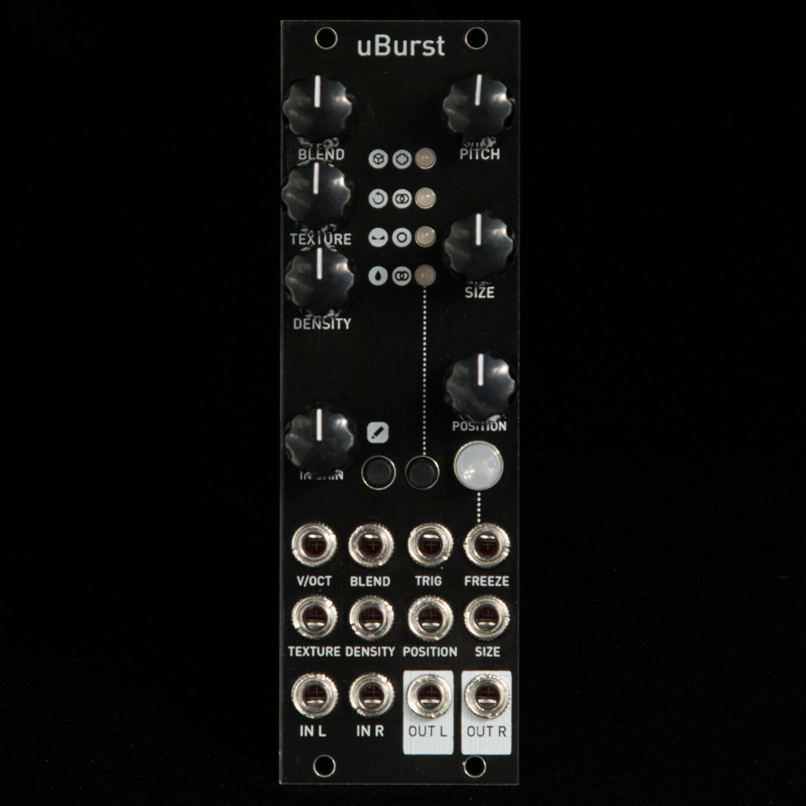 UBurst microClouds miniClouds uClouds Eurorack Module Mutable Instruments Clouds