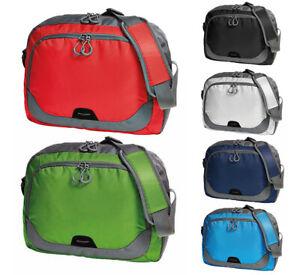 676e9e24ca47a Das Bild wird geladen Sportliche-Schultertasche-Crossbody-Bag-Umhaengetasche