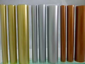 METALLIC-ACRYLIC-ROUND-ROD-SILVER-GOLD-amp-COPPER-EXTRUDED-PERSPEX-BAR