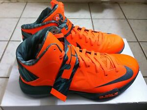 Image is loading RARE-Nike-Men-Zoom-Soldier-VI-Lebron-James-