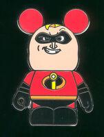 Vinylmation Pixar 1 Mystery The Incredibles Mr. Incredible Disney Pin 95714