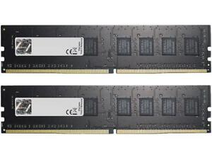 G Skill Nt Series 16gb 2 X 8gb 288 Pin Ddr4 Sdram Ddr4 2400 Pc4