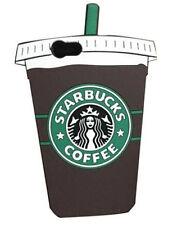 3D Cartoon Starbucks Ice Cream Silicone Phone Case For iPhone 5 5S 6 6S 7 Plus