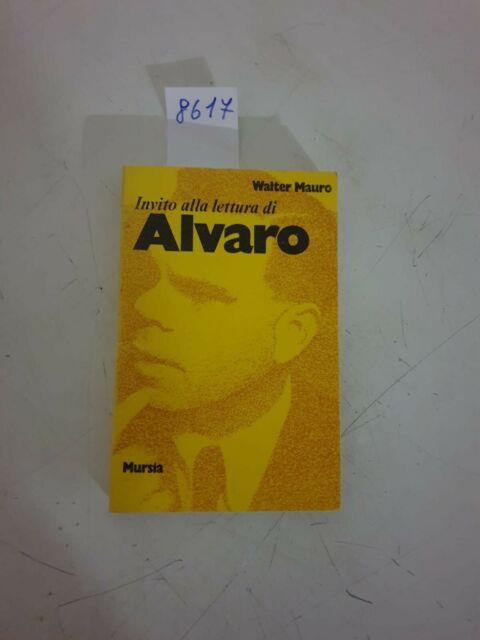 Invito alla lettera di Alvaro