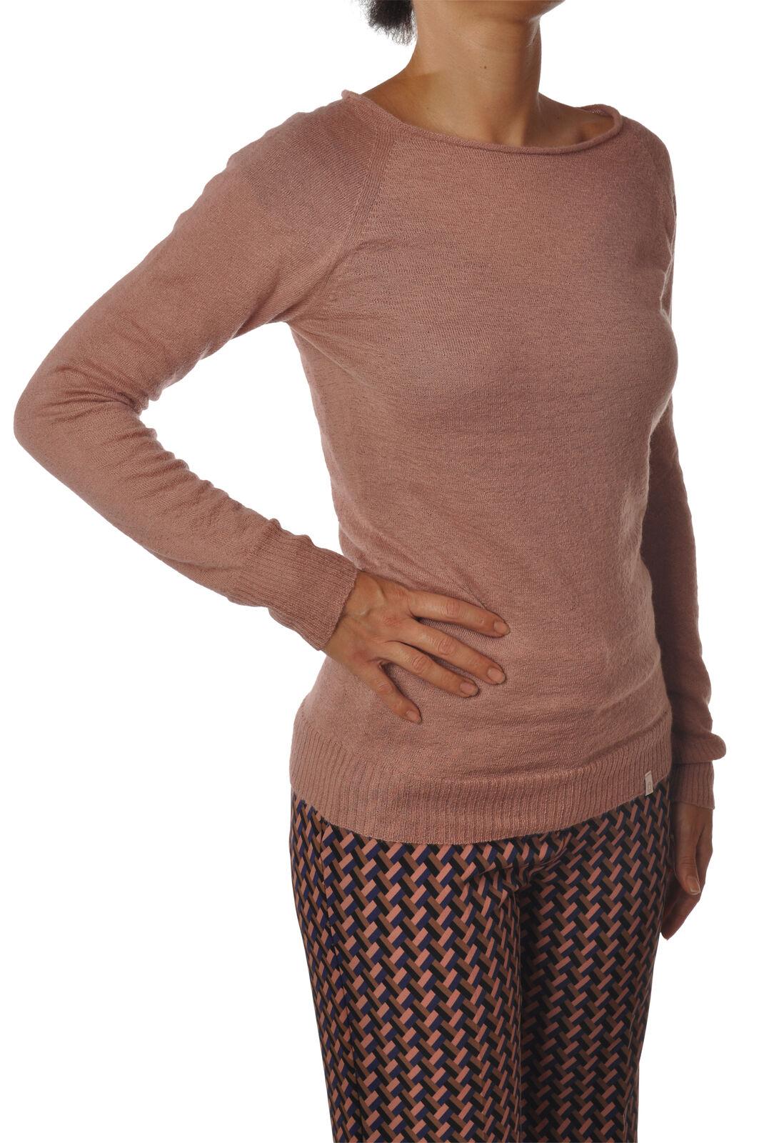 Ottod'ame - Knitwear-Sweaters - Woman - Pink - 5432624N180705