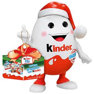 Kinder Chocolate Mix 2016 Piggy Bank Christmas Edition   eBay