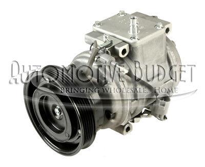 REMAN A//C Compressor w//Clutch for Toyota Rav4 1998-2000