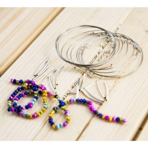 Spoilt Rotten Beads Tutti Fruity Pearl Cuff Bracelet Kit
