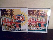 ALBUM CD - MUSICA SOLEADA - Brazilectro Grooves - BRAZIL -  2 PHOTOS