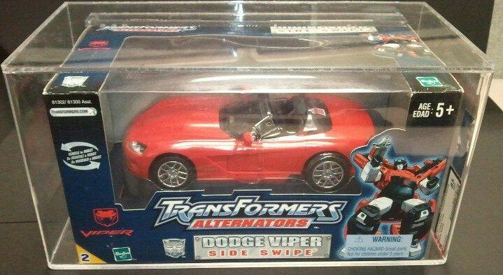 Transformers Transformers Alternators AFA 85 Sideswipe MISB