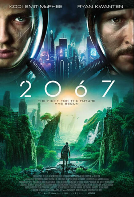 2067 (DVD,2020) NEW  FREE SHIPPING