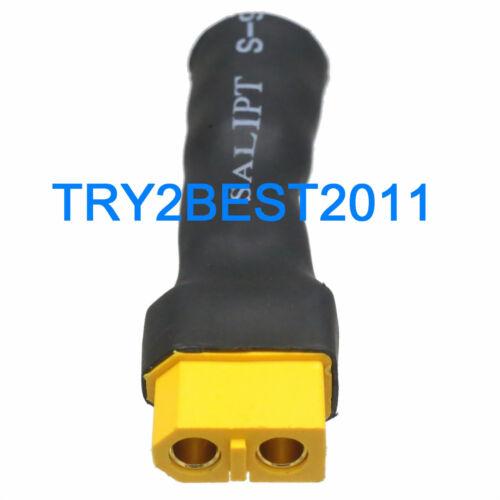 FatShark FPV Goggles Fat Shark 7.4 V 2 S Lipo Chargeur batterie XT60 Adaptateur Turnigy