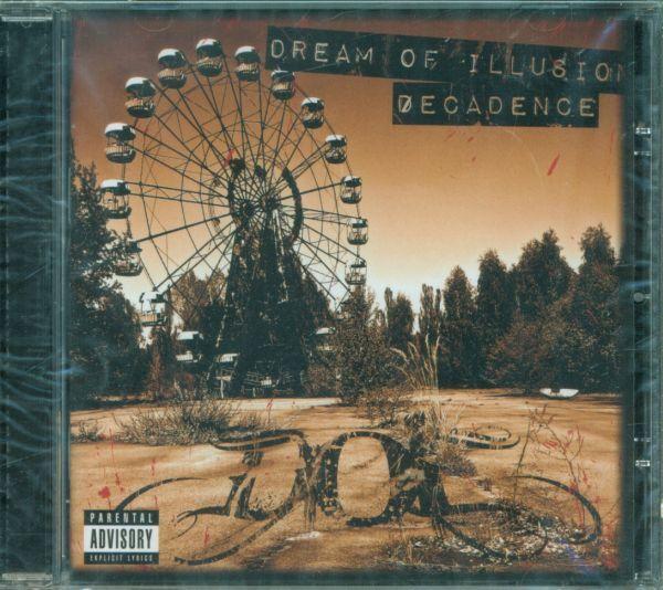 Dream Of Illusion - Decadence Cd Sigillato