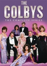 THE COLBYS COMPLETE SERIES New Sealed 12 DVD Set Seasons 1 2 Dynasty
