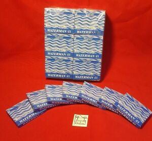 DIAMINE CARTUCHOS SAPPHIRE BLUE  18 UNIDADES.