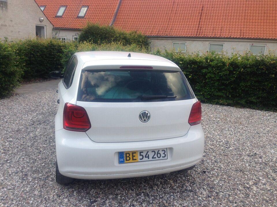 VW, Polo, 1,6 TDi 75 Trendline Van