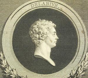 A L'acteur Delavive Ap P Sauvage S Augustin De Saint-aubin Pierre Duviquet C1800 Prix Raisonnable