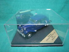DV6375 VITESSE CITROEN TRACTION 11B 1954  Ref V98138 1/43 NB