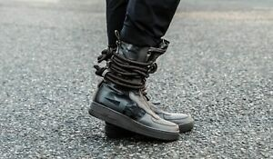 5f00df95c88fc Nike SF AF1 HI Air Force 1 Special Field Boots ~ AA1128 203 ~ Uk ...