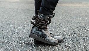 super popular 9e302 31661 Image is loading Nike-SF-AF1-HI-Air-Force-1-Special-