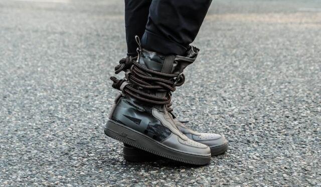 Nike SF AF1 Hi Air Force 1 Special Field Boots ~ AA1128 203 ~ UK Größe 13
