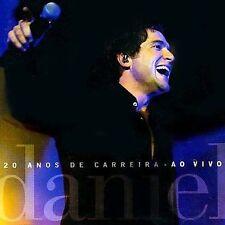 Daniel 20 Anos De Carreira: Ao Vivo CD