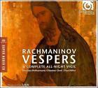 Rachmaninov: All-Night Vigil Super Audio Hybrid CD (CD, Jun-2008, Harmonia Mundi (Distributor))
