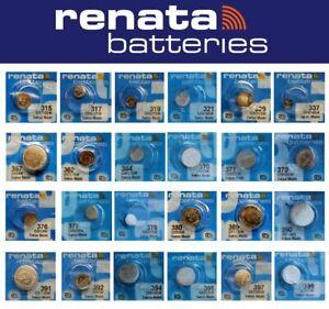 Pile pour montre Renata 321 364 370 371 373 377 390 394 395 399