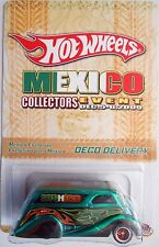 2009 HOT WHEELS MEXICO CONVENTION DECO DELIVERY 1/5,000