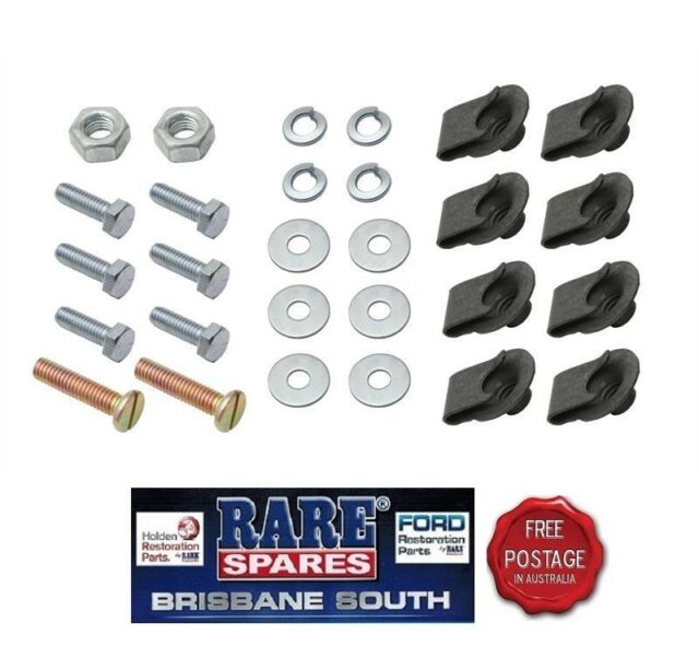 FJ HOLDEN Front Panel Mounting Kit to suit FX