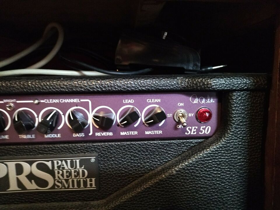 Guitarforstærker, PRS SE50