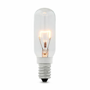 Cooker Hood Light Bulb 40w Ses E14 Small Screw Cap Lamp Ebay