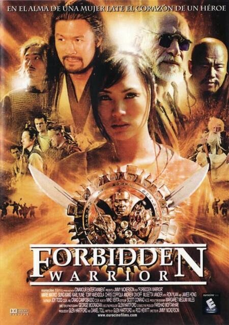 Forbidden Warrior - neuwertig - Eastern
