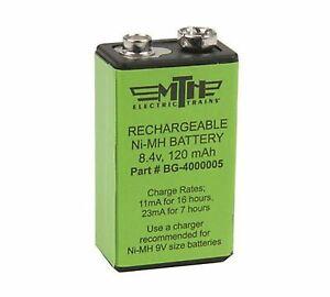 MTH-Protosound-Battery-8-4V-Green-50-1008
