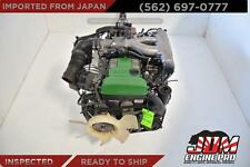Toyota Supra Aristo 2JZ-GE Engine Jdm 2JZ Non Turbo Rear Sump W58 5 Speed Trans