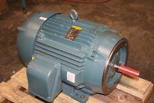 New Baldor 40 Hp Motor 3530 Rpm Fame 324jm Tefc 208 230460v Severe Duty
