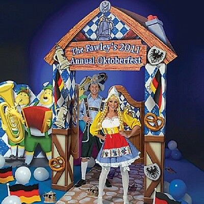 GERMAN TAVERN ARCH * German * Oktoberfest party decorations