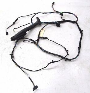 2007-2013-BMW-335i-E92-COUPE-LCI-OEM-RIGHT-FRONT-PASSENGER-DOOR-WIRING-HARNESS