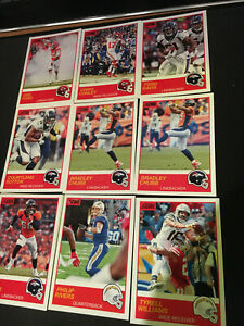 2019 Score Football NFL Base Singles (Complete your set pick your card) 1-330