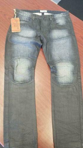 Rivet De Cru Eclipse Moto Tapered Jeans  MSRP $145.00