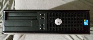 DELL OptiPlex 760 SFF Intel Core 2 Duo E750 @ 2.93GHz  2GB Ram  500gb HDD -- NO