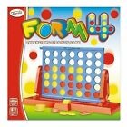 Toyrific Form 4 Two Player Strategy Game TY4602
