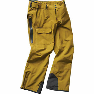 2019-NWT-MENS-HOLDEN-3-LAYER-BURN-PANT-M-Mojave-20k-waterproof-breathable