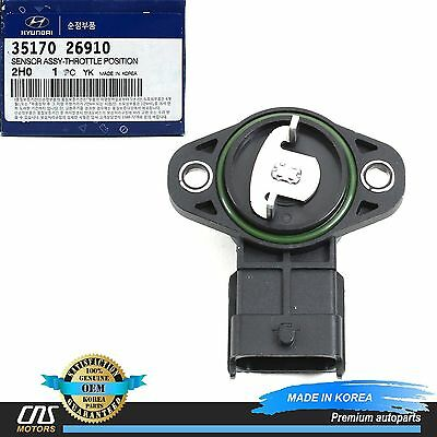 Kia Soul 2010-2011 GENUINE OEM Throttle Position TPS Sensor 3517026910
