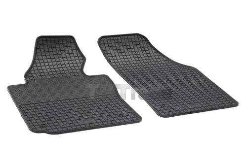 passgenau TOP Qualität  VW CADDY IV ab 2015 Gummifußmatten Fußmatten
